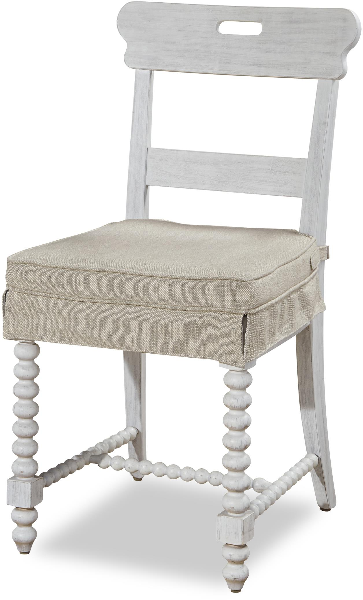 Paula Deen by Universal Dogwood Kitchen Chair - Item Number: 597636-RTA