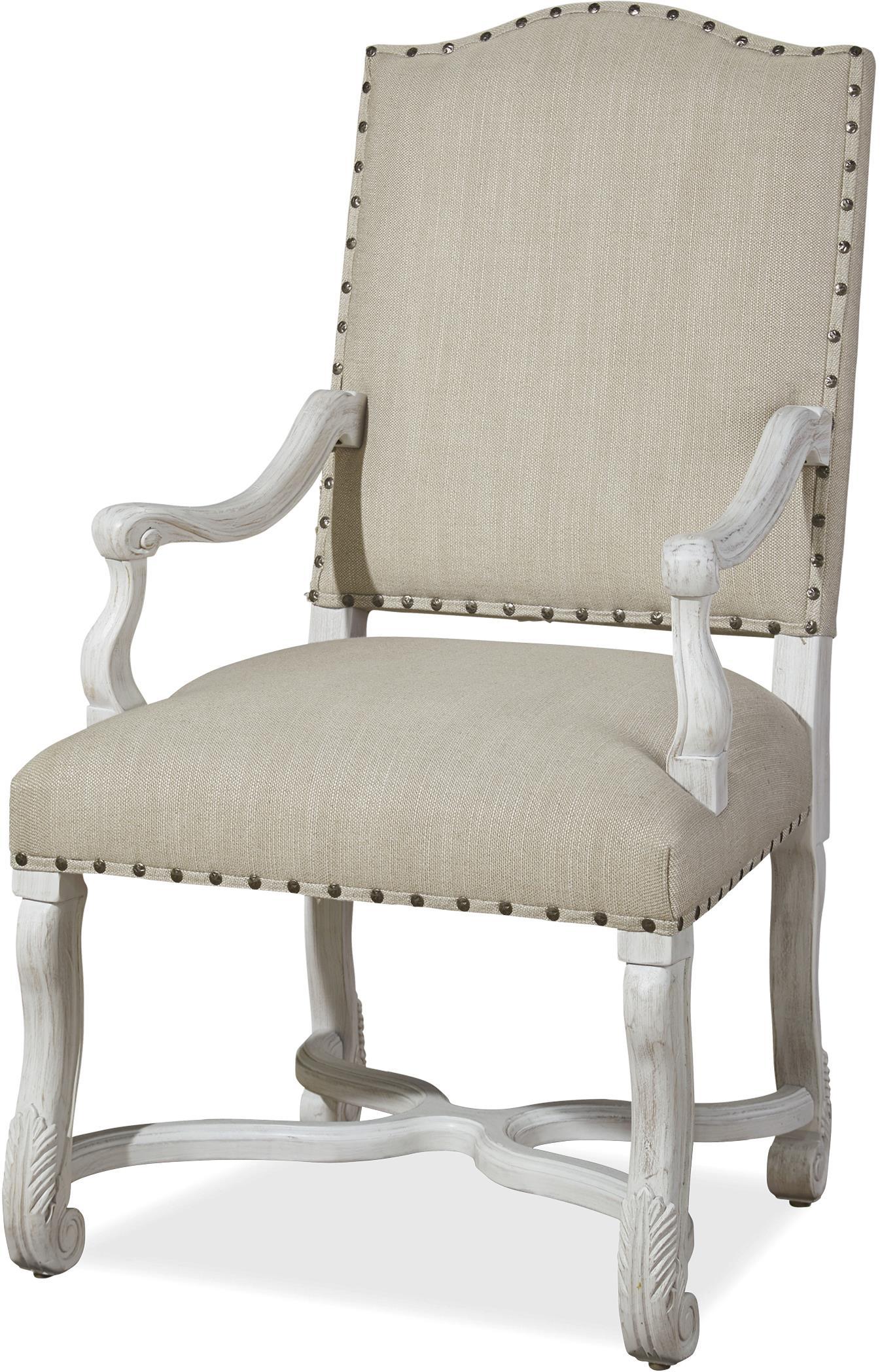 Universal Dogwood Paula & Michael's Host & Hostess Chair - Item Number: 597639-RTA