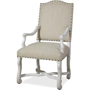 Paula Deen by Universal Dogwood Paula & Michael's Host & Hostess Chair