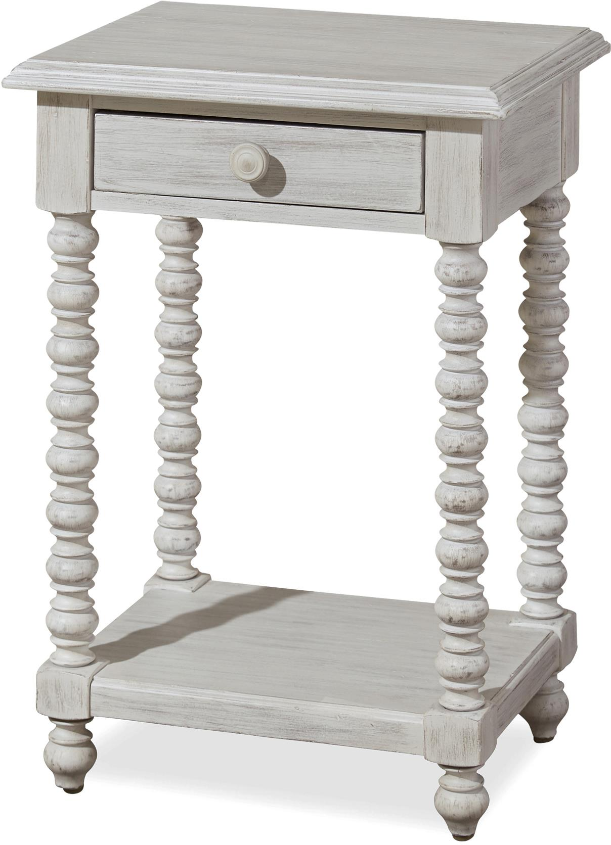 Paula Deen by Universal Dogwood Side Table - Item Number: 597827