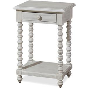 Paula Deen by Universal Dogwood Side Table