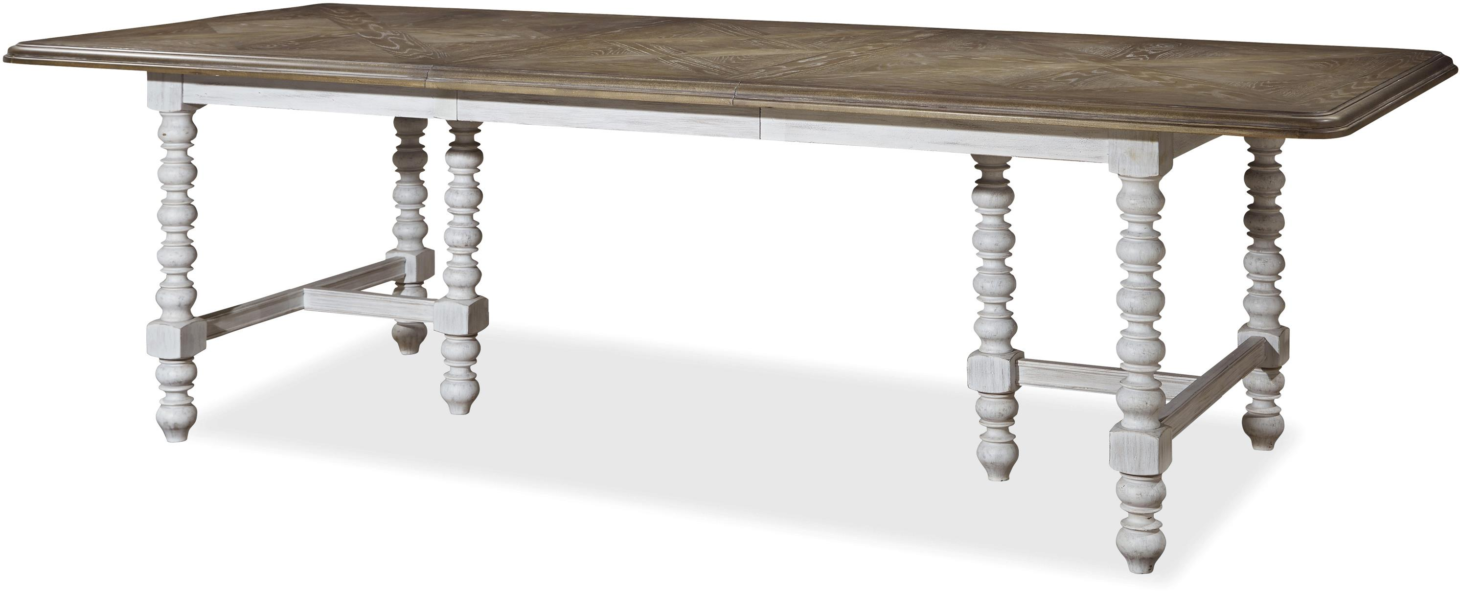 Universal Dogwood Dogwood Dinner Table - Item Number: 597A655