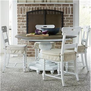 Universal Dogwood 5 Piece Dining Set