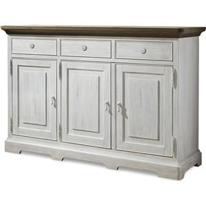 Paula Deen by Universal Dogwood Credenza