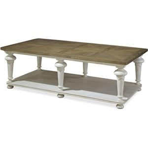 Universal Dogwood Cocktail Table