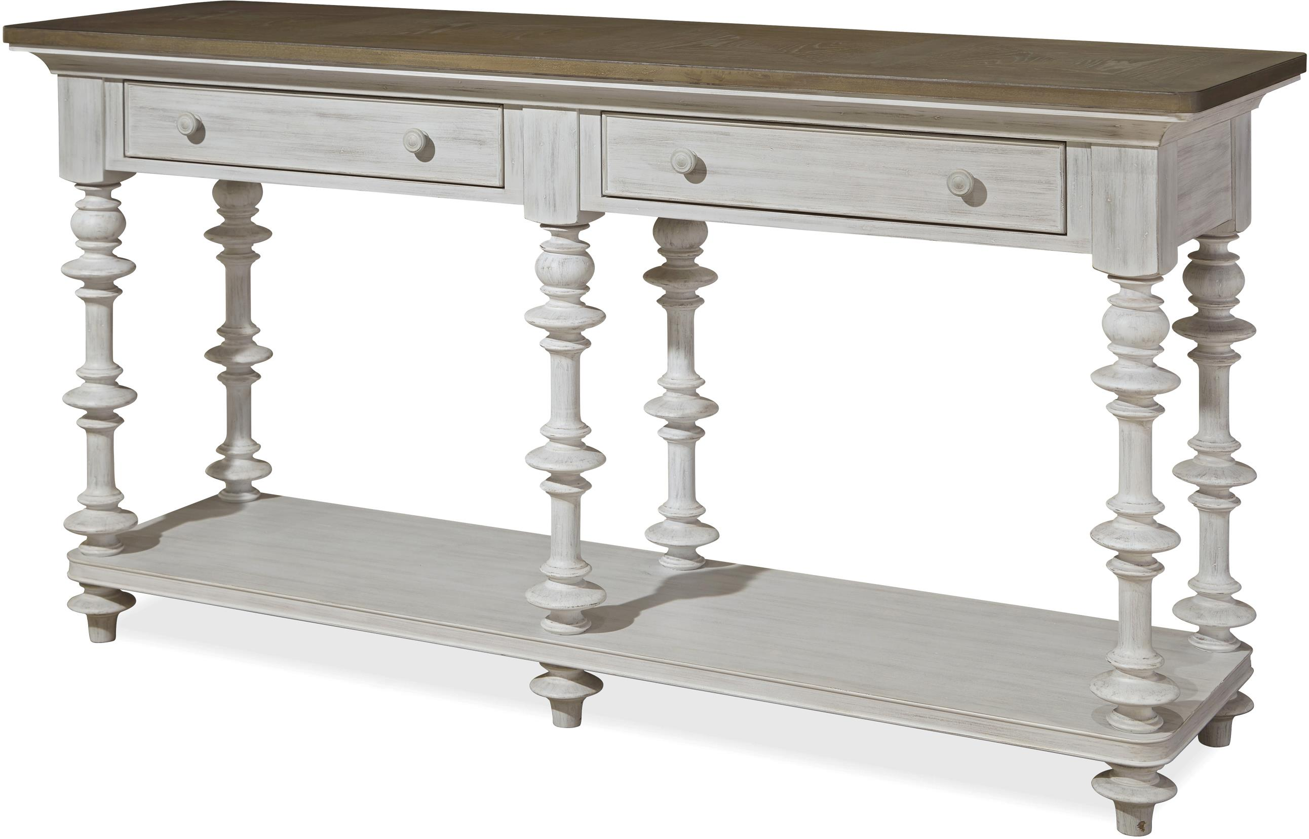 Universal Dogwood Console Table - Item Number: 597A803