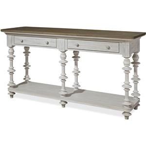 Paula Deen by Universal Dogwood Console Table