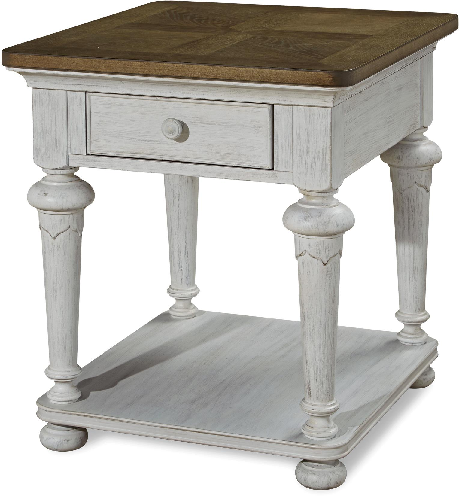 Universal Dogwood End Table - Item Number: 597A804