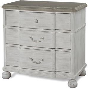 Paula Deen by Universal Dogwood Nightstand