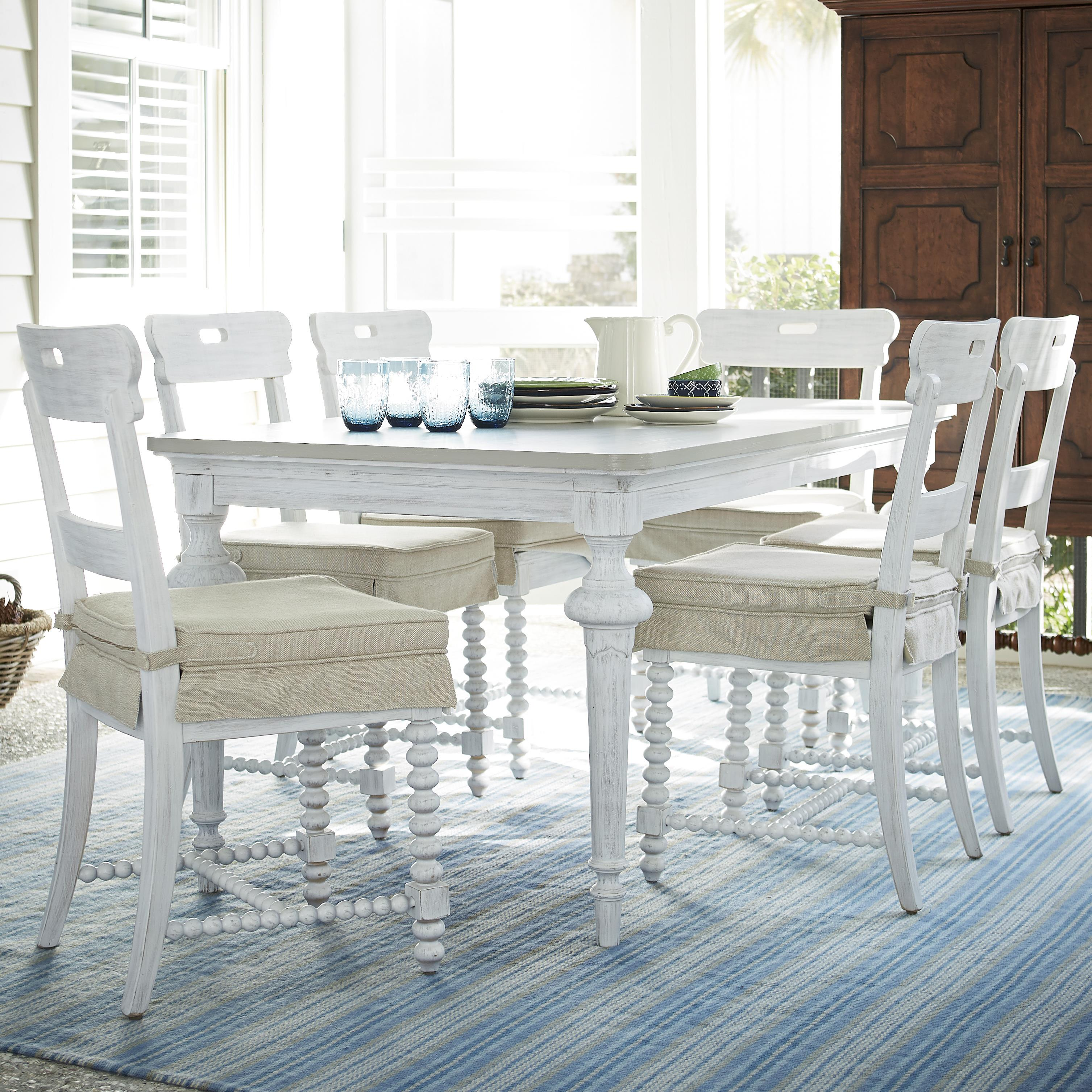 Paula Deen By Universal Dogwood Piece Dining Set With Kitchen