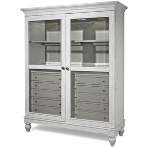 Paula Deen by Universal Dogwood The Bag Lady Cabinet