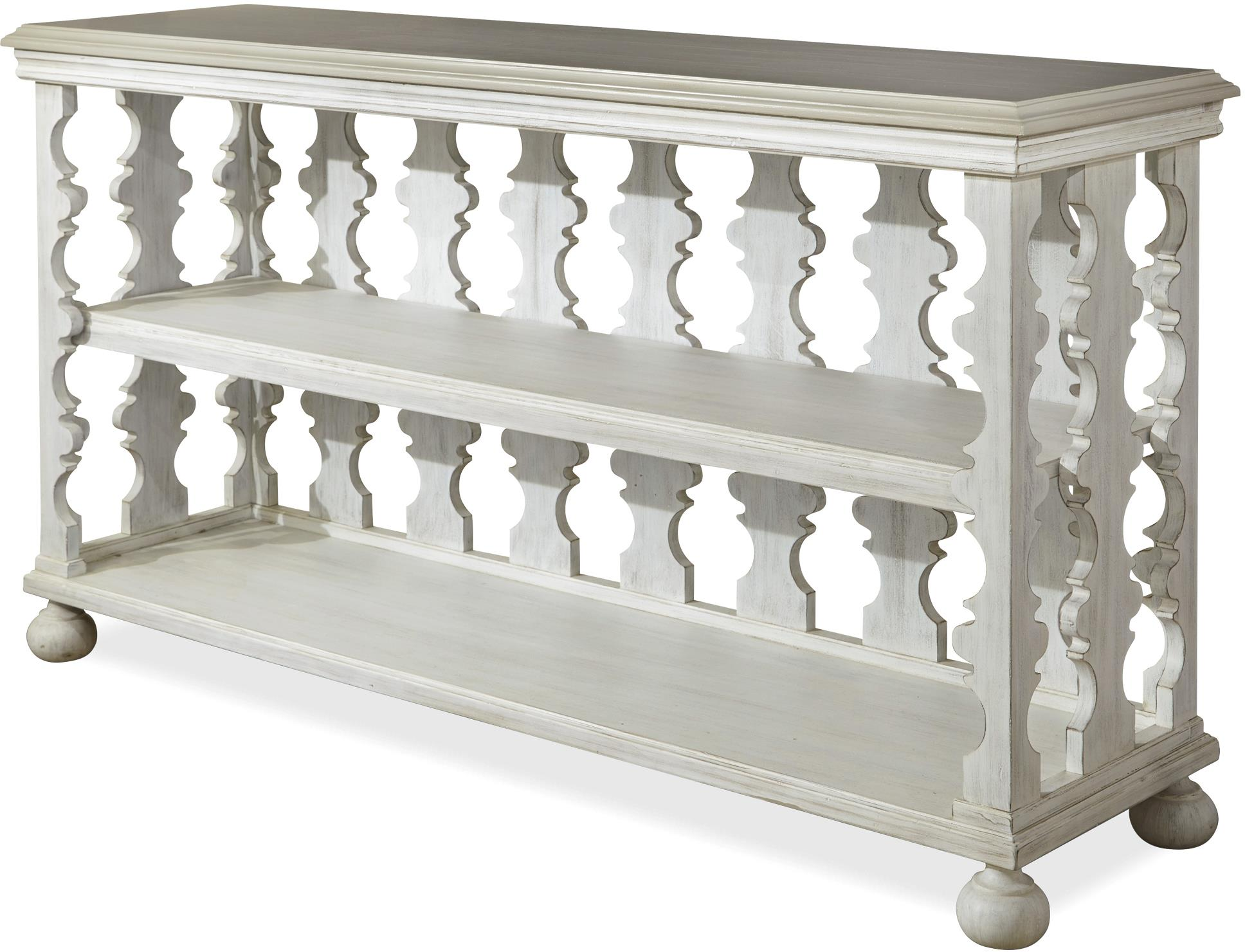 Paula Deen by Universal Dogwood Side Porch Console - Item Number: 597B816