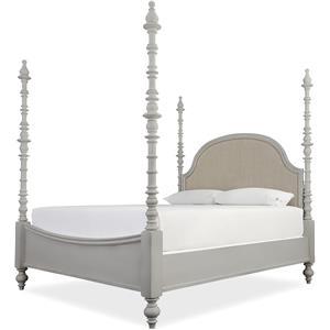Paula Deen by Universal Dogwood The Dogwood California King Bed