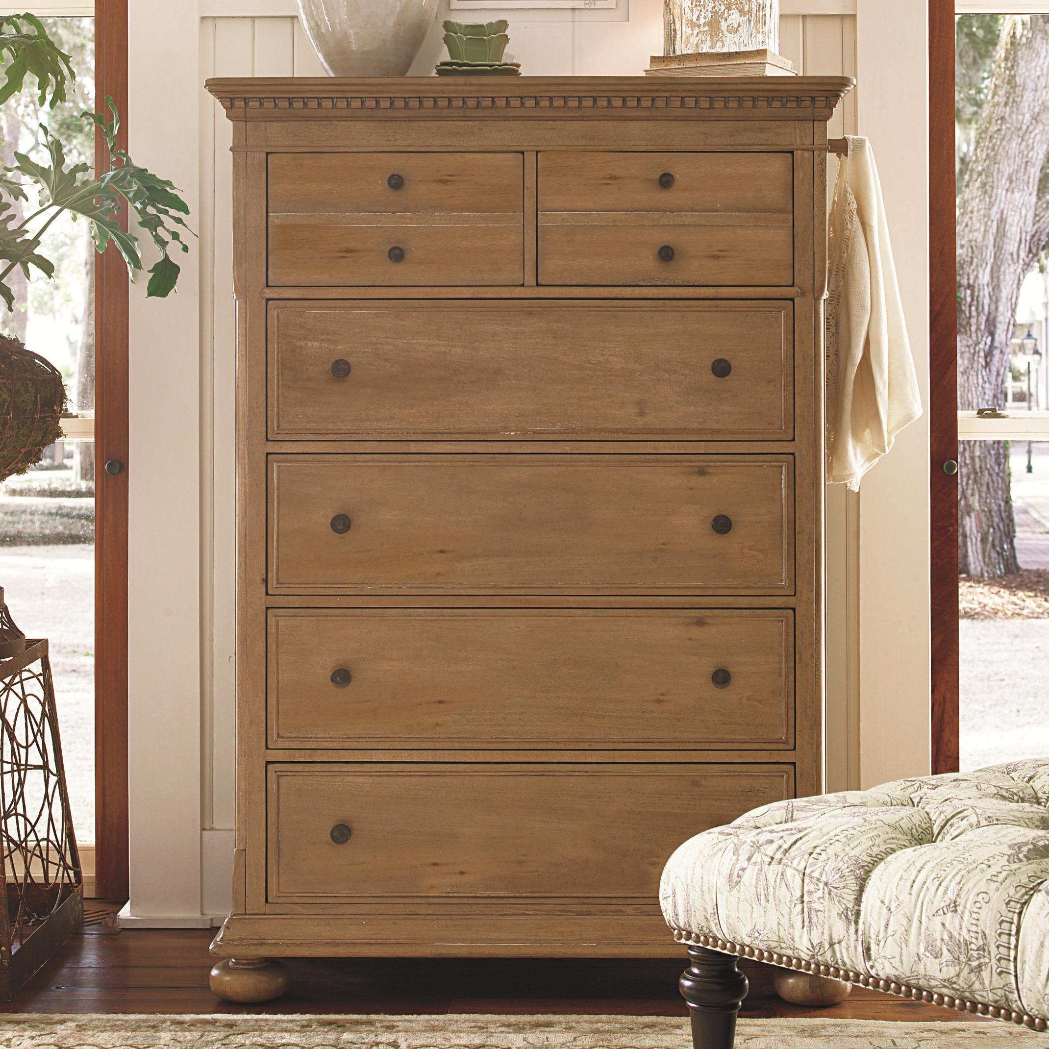 Universal Down Home Drawer Chest - Item Number: 192150