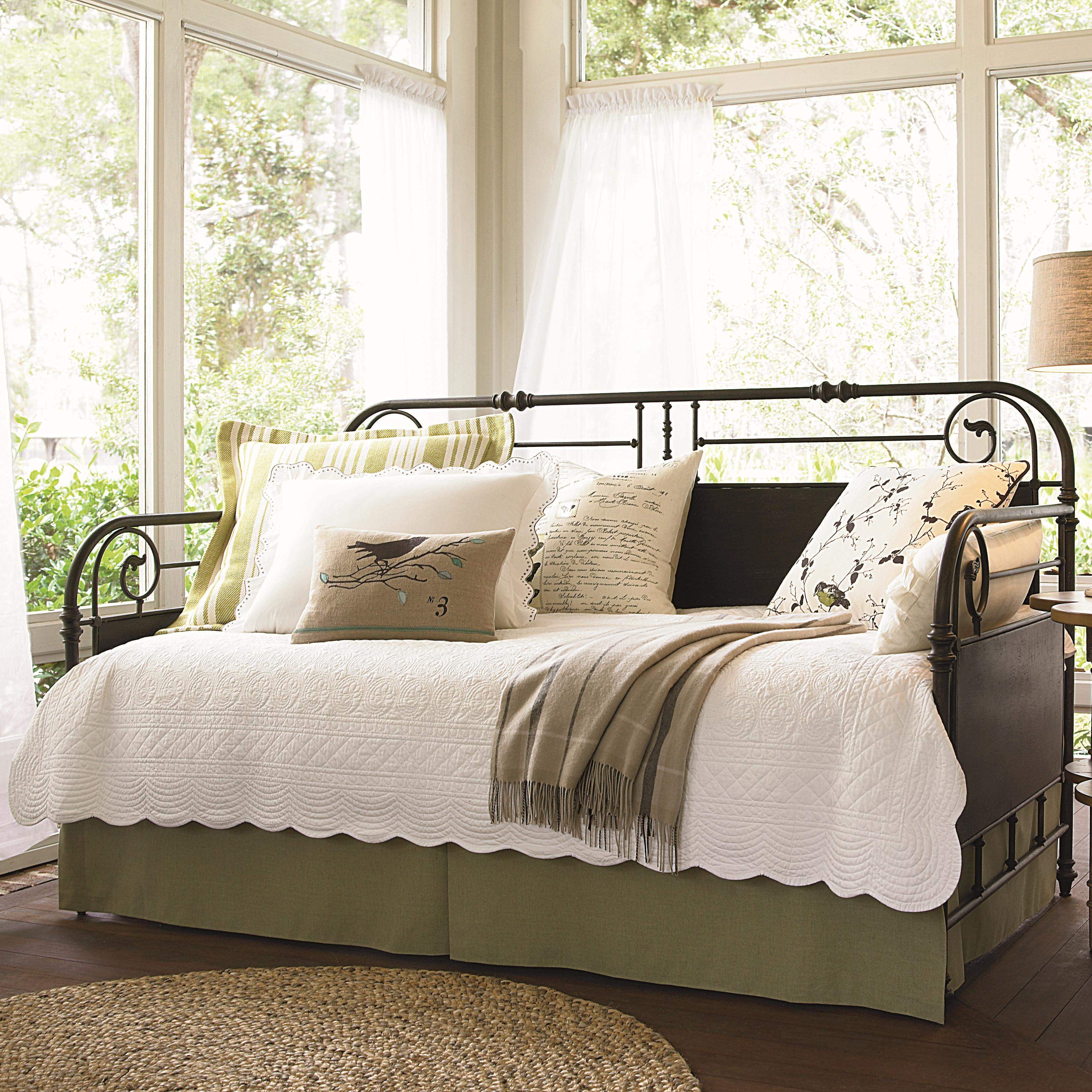 Paula Deen by Universal Down Home Garden Gate DayBed - Item Number: 192200