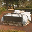 Paula Deen by Universal Down Home King Garden Gate Bed - Item Number: 192320