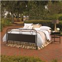 Paula Deen by Universal Down Home King Garden Gate Bed - Shown with Lemonade Stand