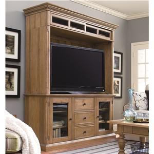 Universal Down Home Entertainment Console and Bridge