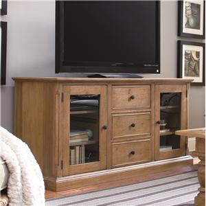 Morris Home Furnishings Pineridge Entertainment Console