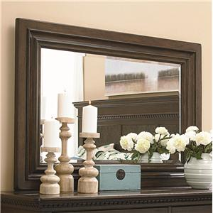Morris Home Furnishings Pine Bluff Pine Bluff Landscape Mirror