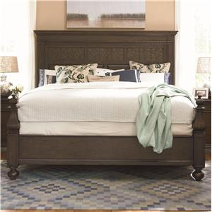 Morris Home Furnishings Pine Bluff Pine Bluff King Bed