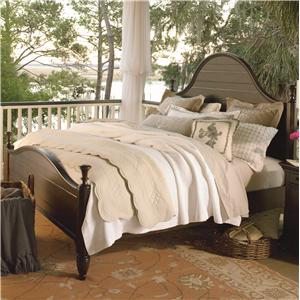 Universal Down Home Queen Bed