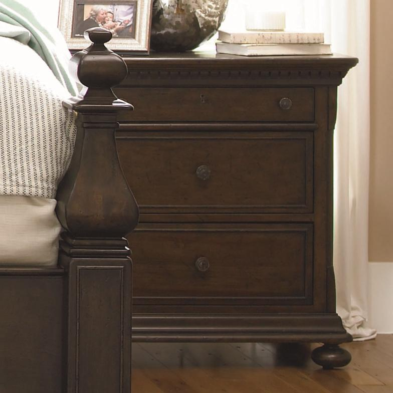 Paula Deen by Universal Down Home Nightstand - Item Number: 193350