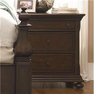 Morris Home Furnishings Pine Bluff Pine Bluff Nightstand