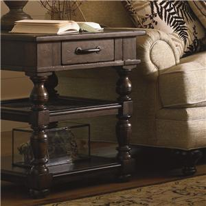Universal Down Home Drawer End Table
