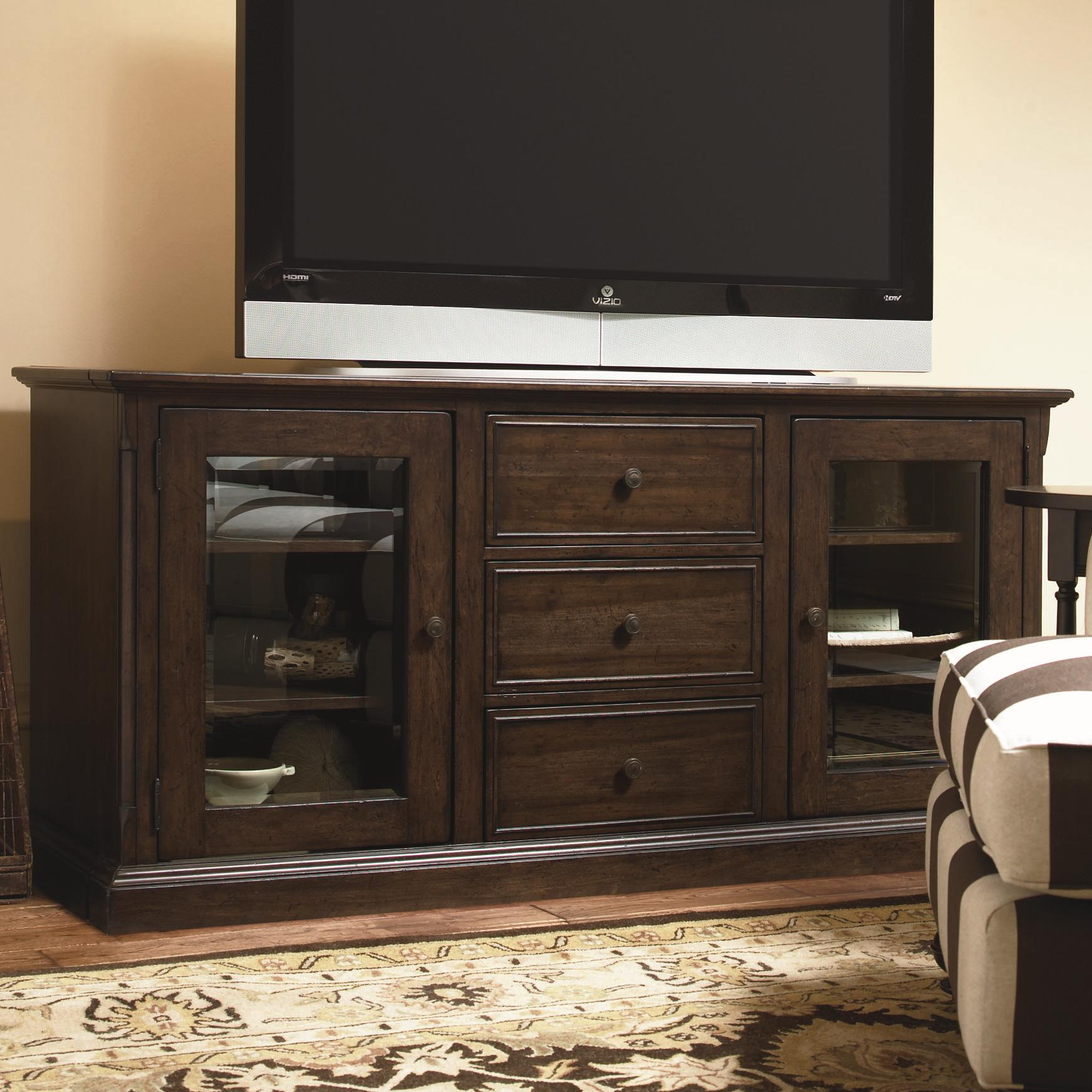 Paula Deen by Universal Down Home Entertainment Console  - Item Number: 193966