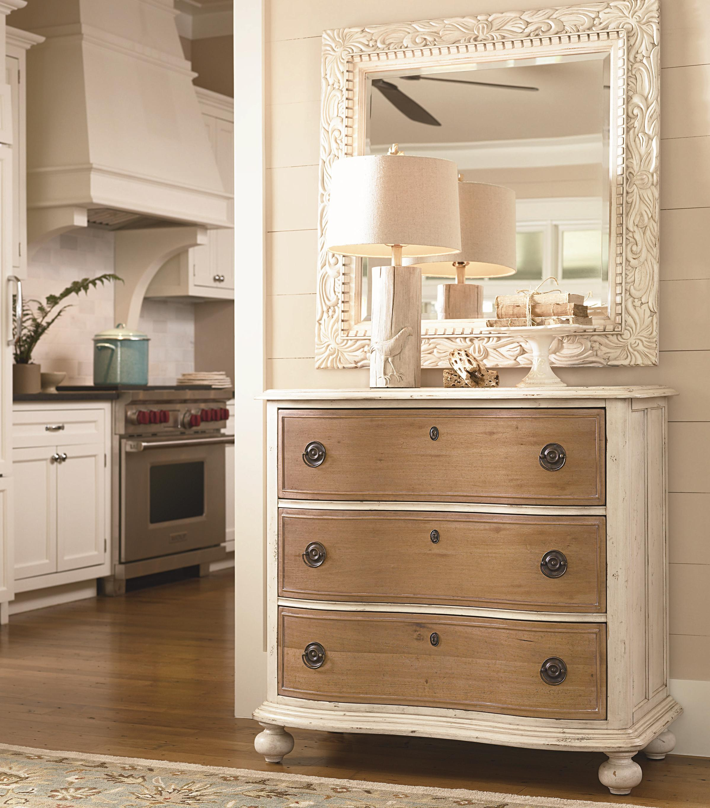Universal Down Home Paula 39 S Favorite Chest With 3 Drawers Belfort Furniture Occasional Cabinet