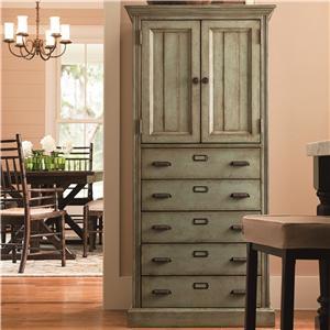 Paula Deen By Universal Down Home S Kitchen Organizer Cabinet