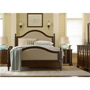 Morris Home Furnishings Riverside Casegoods / King Bedroom Group
