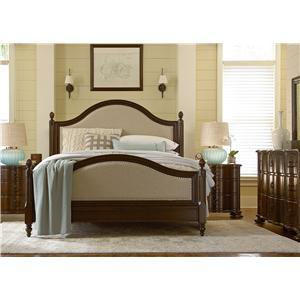 Universal River House King Bedroom Group