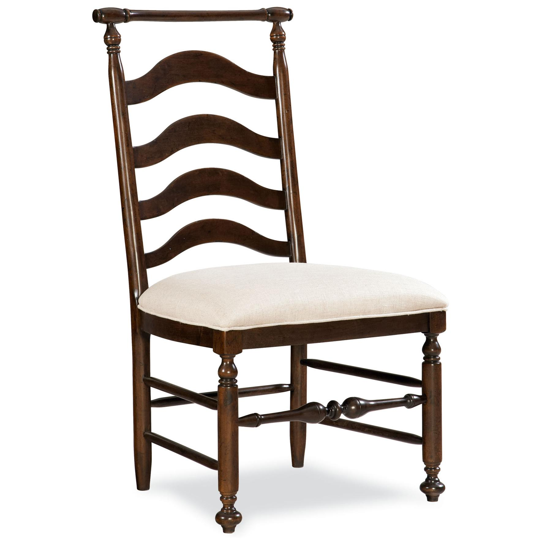 Morris Home Furnishings Riverside Casegoods / Riverside Dining Side Chair - Item Number: 393634-RTA