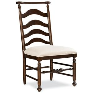 Morris Home Furnishings Riverside Casegoods / Riverside Dining Side Chair
