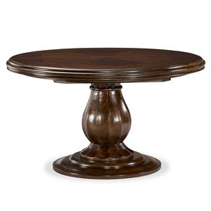 Morris Home Furnishings Riverside Casegoods / Round Table