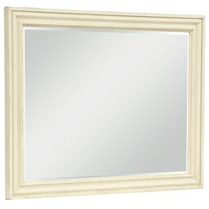 Morris Home Furnishings Riverside Landscape Mirror