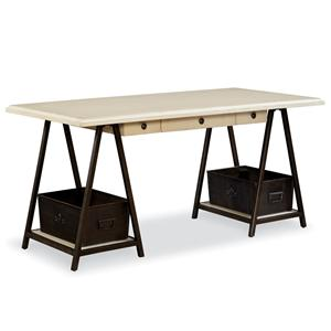 Morris Home Furnishings Riverside Writing Table
