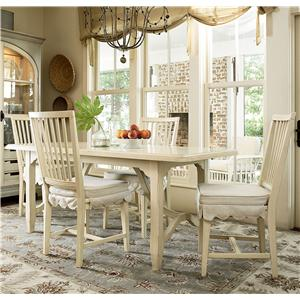 Paula Deen by Universal River House 5 Piece Kitchen Dining Set