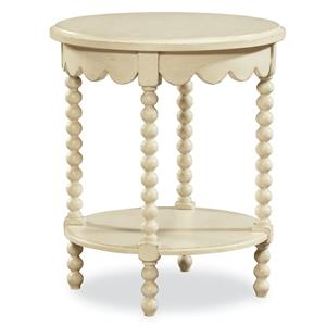Morris Home Furnishings Riverside Bobbin Side Table