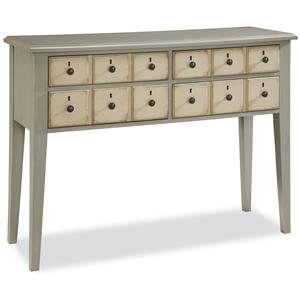 Paula Deen by Universal River House Apothecary Console