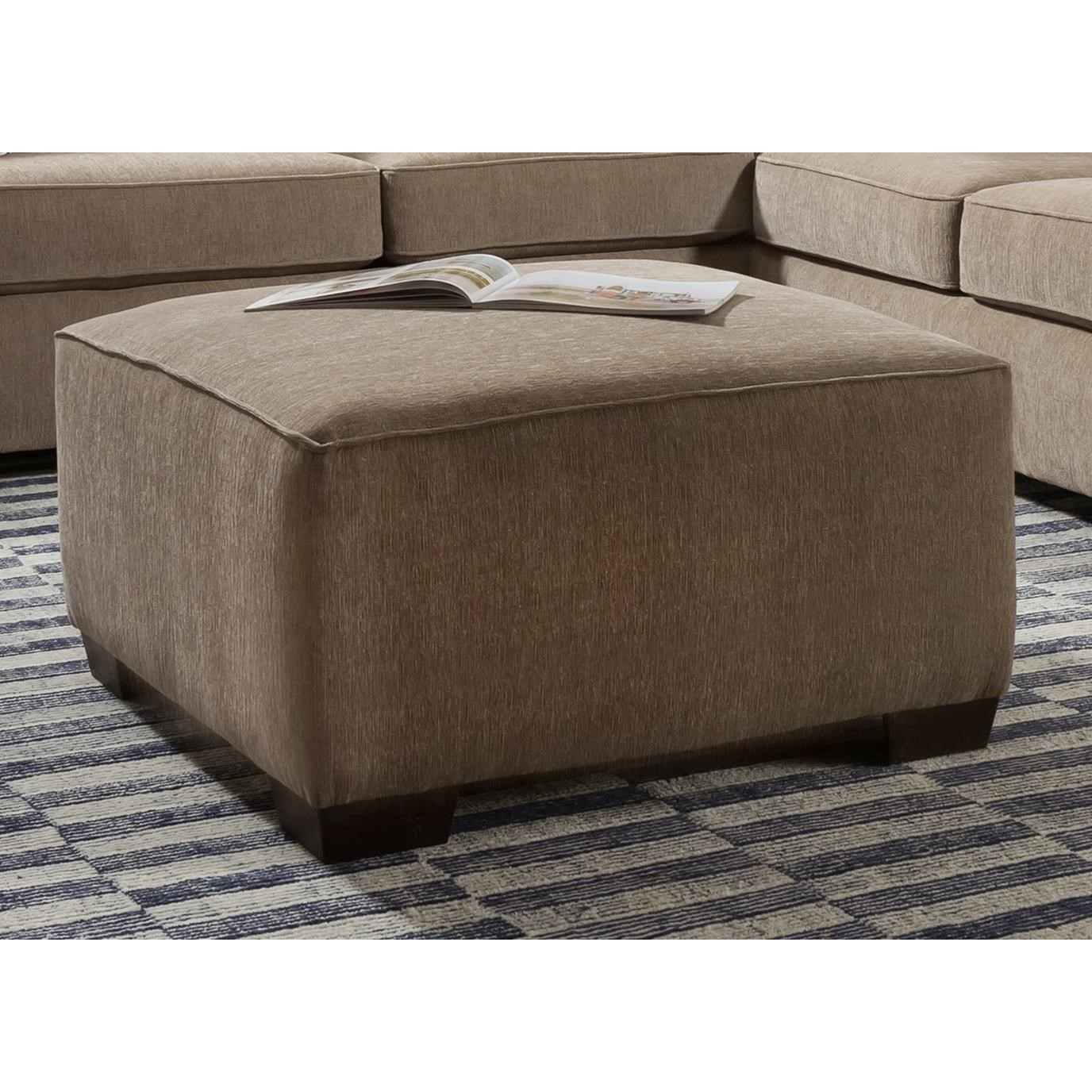 3010 Ottoman by Peak Living at Steger's Furniture