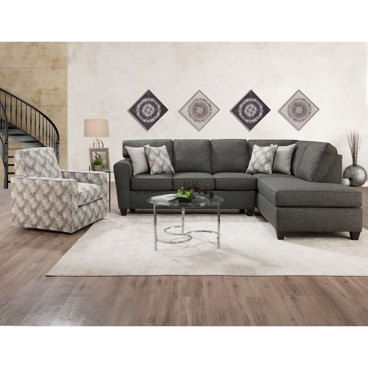 3100 Living Room Group by Vendor 610 at Becker Furniture