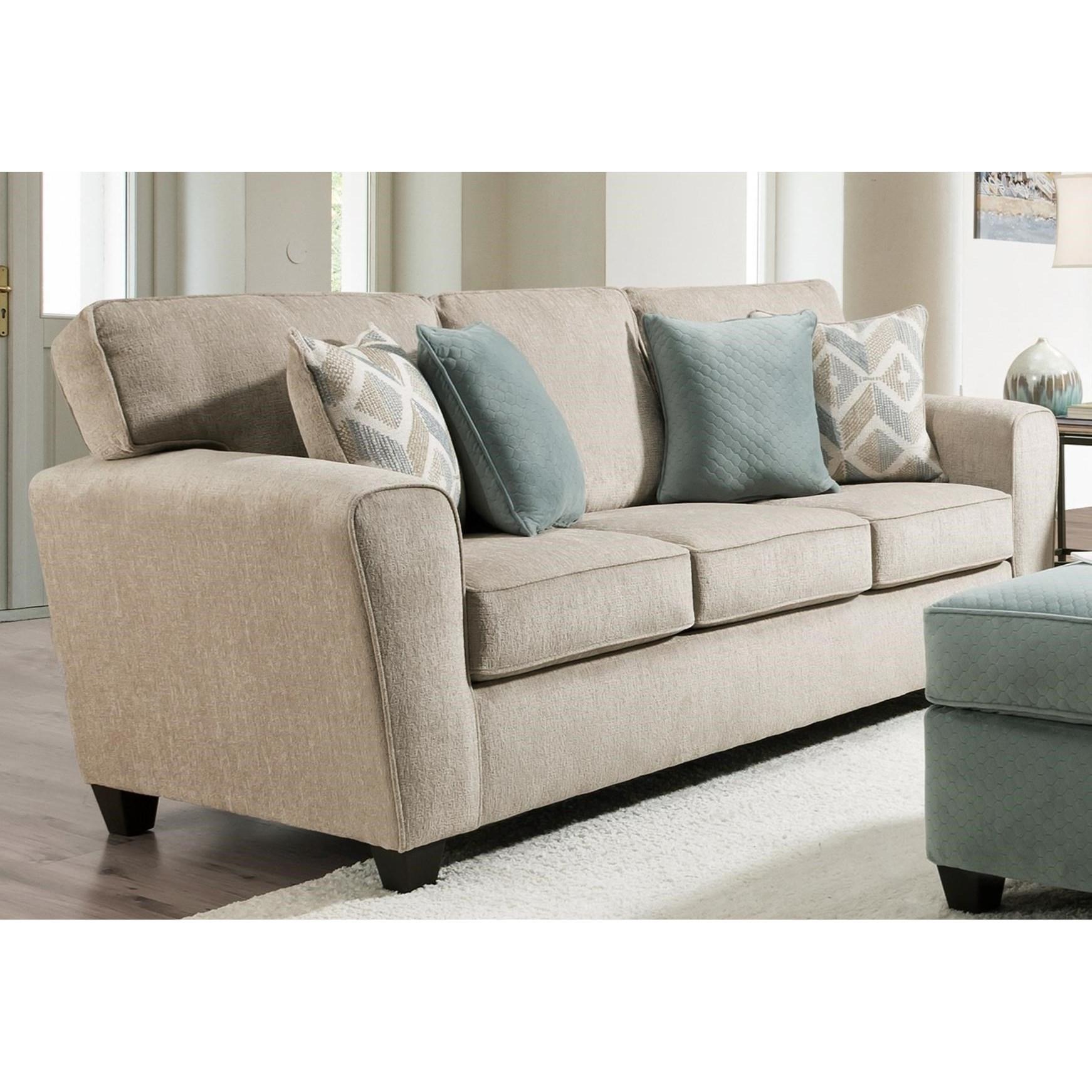 3100 Sofa  by Vendor 610 at Becker Furniture
