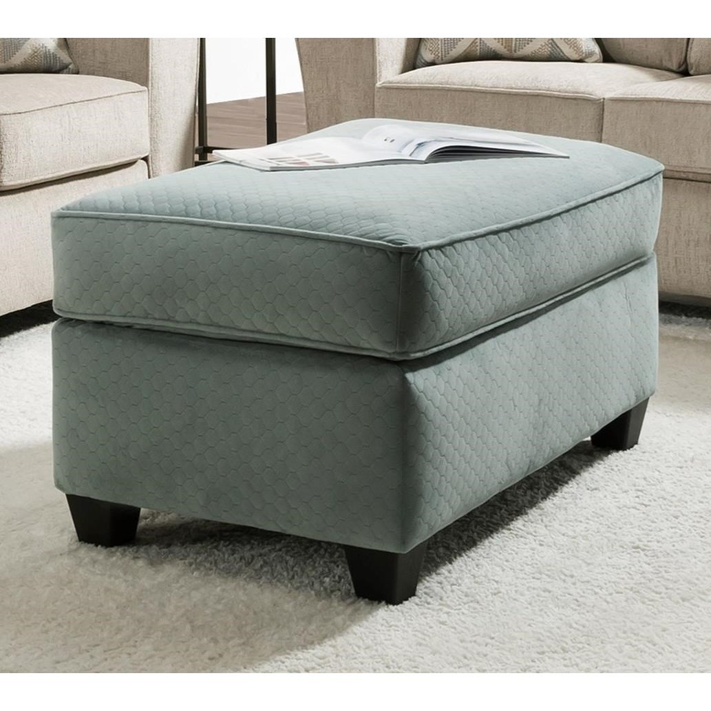 3100 Ottoman by Peak Living at Prime Brothers Furniture
