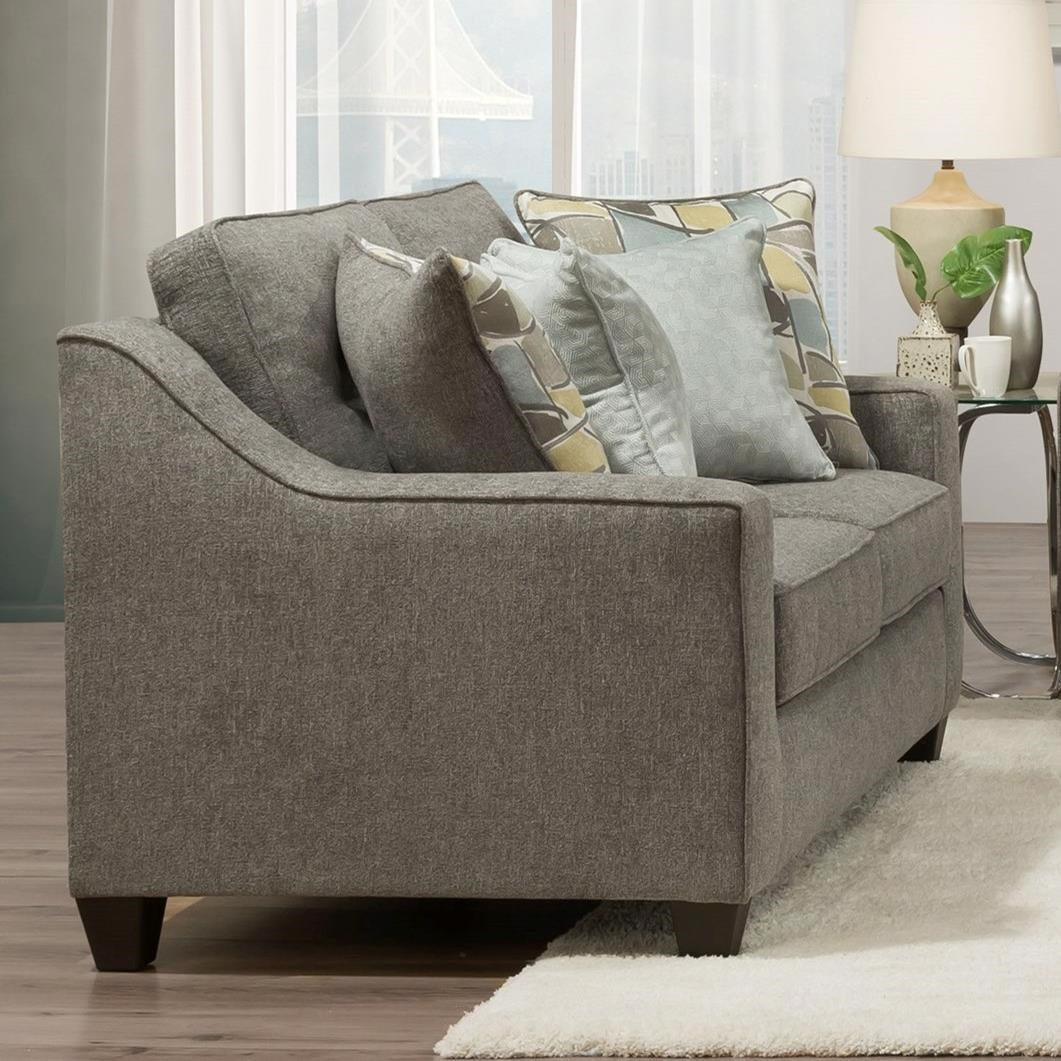 3450 Loveseat by Peak Living at Prime Brothers Furniture