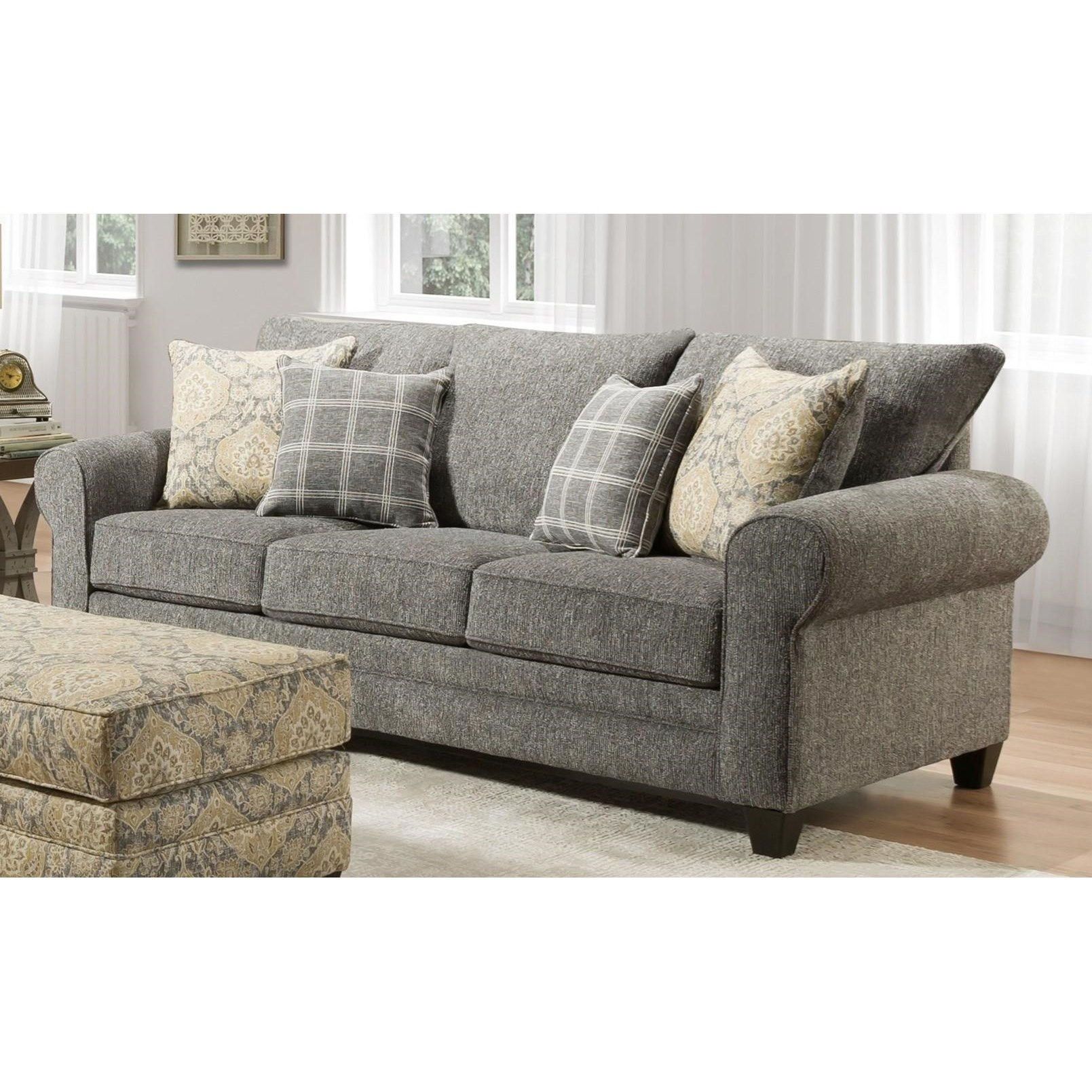 4170 Sofa  by Peak Living at Prime Brothers Furniture