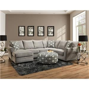 Belford Sectional Sofa