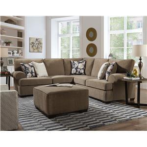 Byron Sectional Sofa